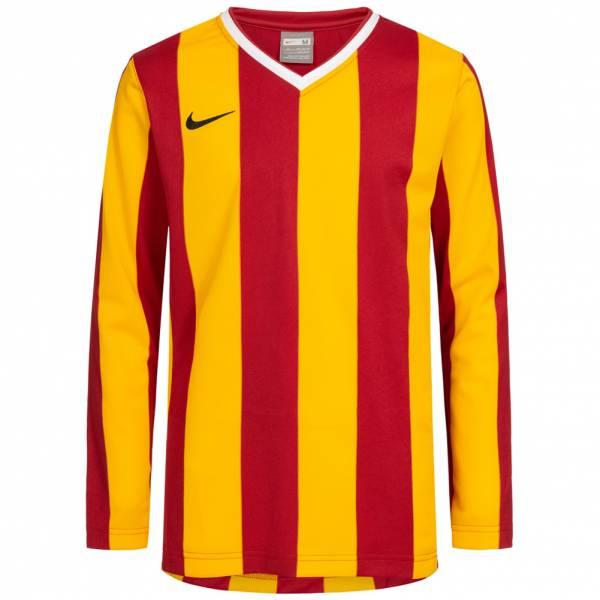 Nike Stripe Kinder Langarm Trikot 217255-650