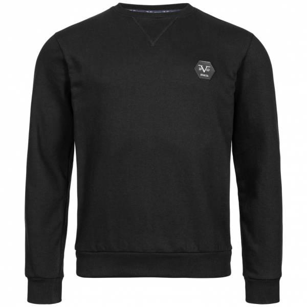 19V69 Versace 1969 Herren Sweatshirt VI20AI0010 schwarz