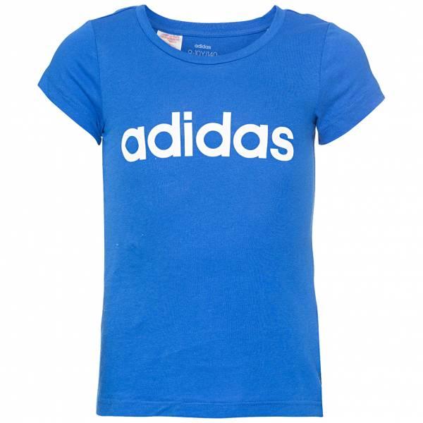 adidas Essentials Linear Mädchen T-Shirt FM7022