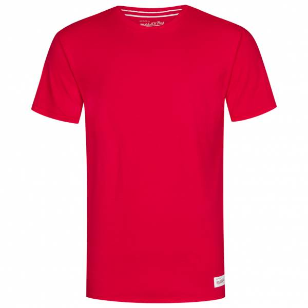 Mitchell & Ness Tailored Herren T-Shirt TAILTEE-SCA-RED