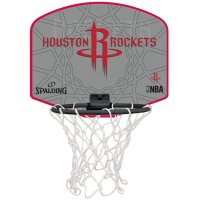 Houston Rockets Spalding NBA Miniboard 3001588012817