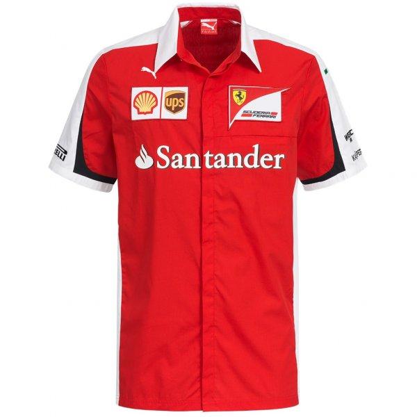 PUMA Scuderia Ferrari Herren Fan Team Shirt 761670-01