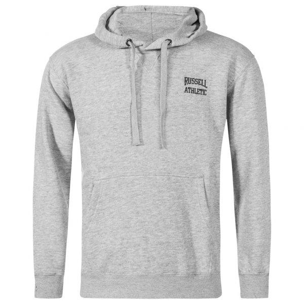 RUSSELL ATHLETIC Herren Hoodie Kapuzen Sweatshirt grau FW16PON037