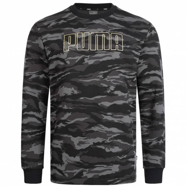 PUMA Camo Crew Fleece Men Sweatshirt 855053-51