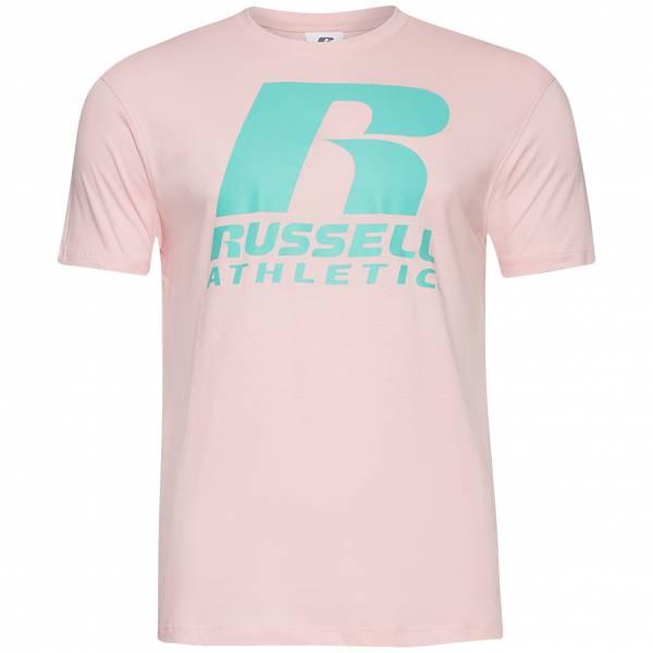 RUSSELL Big Logo Crewneck Herren T-Shirt A0-069-1-651
