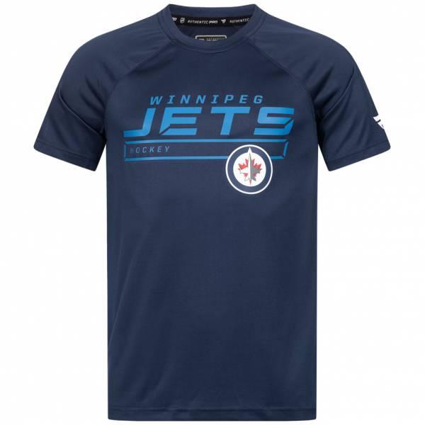 Winnipeg Jets Fanatics Rinkside NHL Herren T-Shirt MA0845062GN9X8