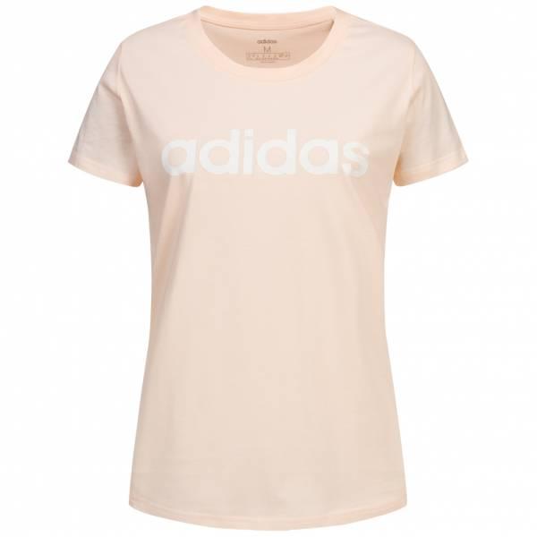 adidas Essentials Linear Slim Damen T-Shirt GD2933