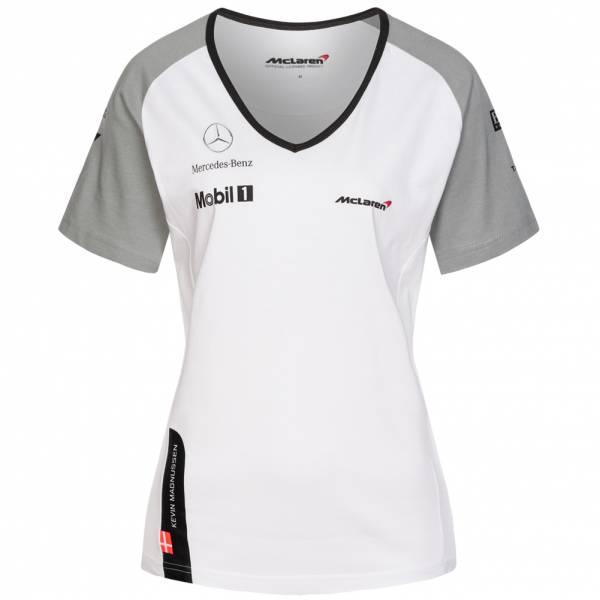 McLaren Motorsport Magnussen Damen Shirt V09LD2T1