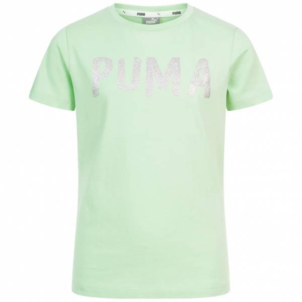 PUMA Alpha Tee Mädchen T-Shirt 582758-32