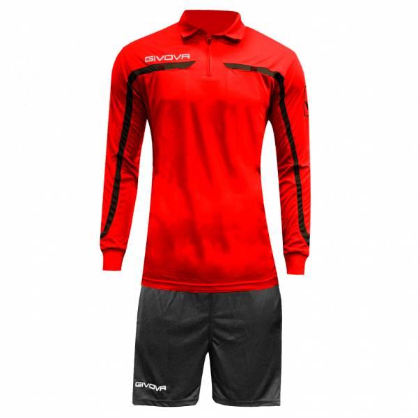 Givova Director Referee Long-sleeved Jersey - Set IRAN003-1223
