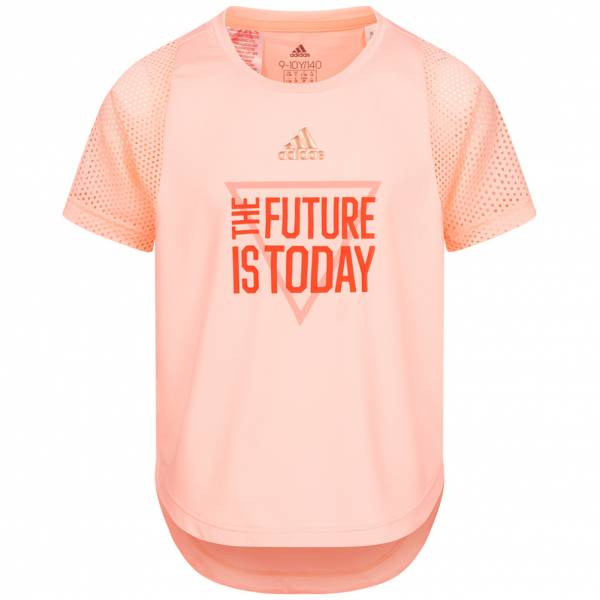 adidas Aeroready GFX Mädchen T-Shirt GE0504