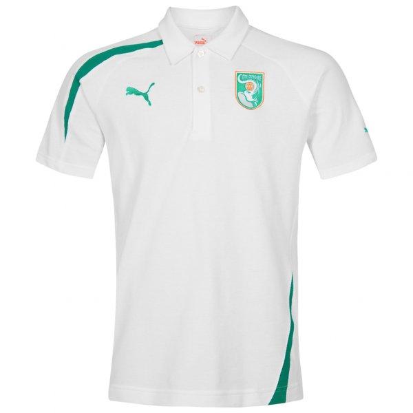 Elfenbeinküste PUMA Herren Polo-Shirt 736927-14