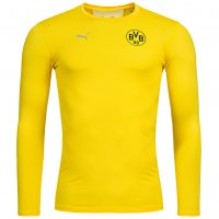BVB Borussia Dortmund PUMA Herren Langarm Funktionsshirt 745489-05