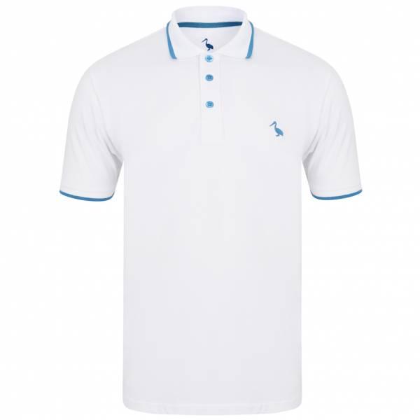 South Shore Baser Herren Polo-Shirt 1X12439 Optic White