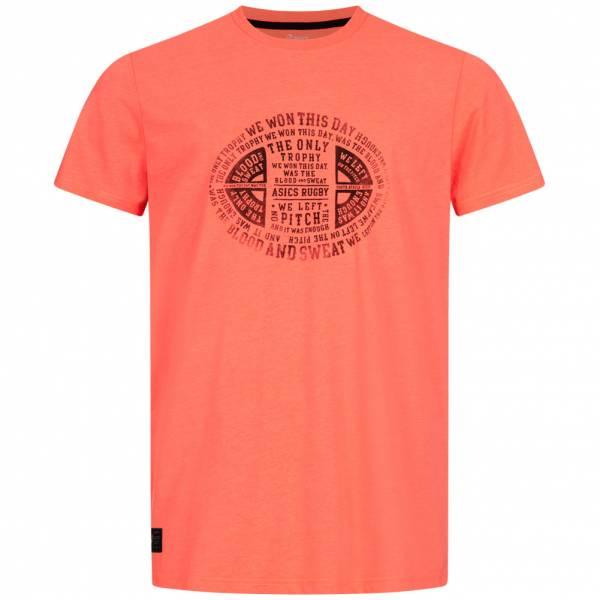 Afrique du Sud ASICS Graphique Hommes T-shirt de rugby 122956-0694