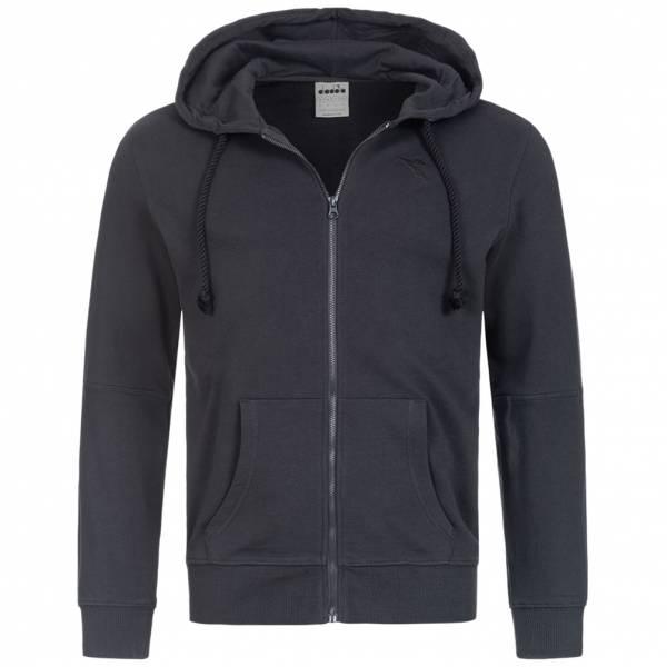 Diadora Full Zip Core Herren Hoodie Kapuzen Sweatshirt 102.174269-80013