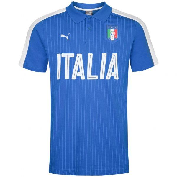 Italien PUMA Herren Fan Polo-Shirt 749104-01
