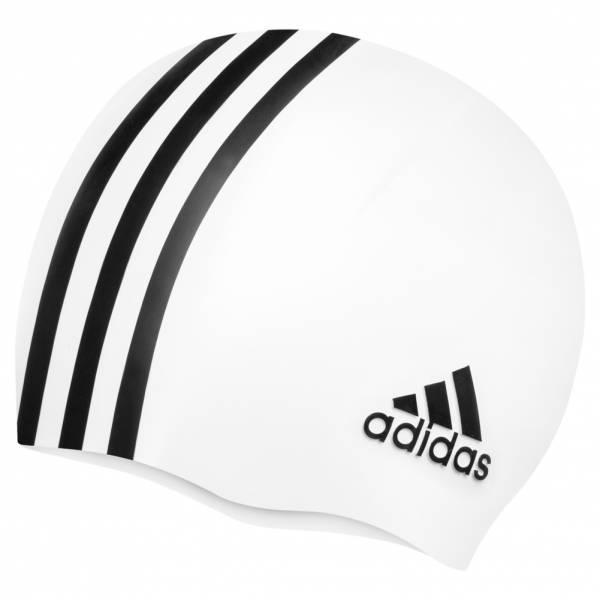 adidas Silikon 3 Stripes Czepek kąpielowy 802309
