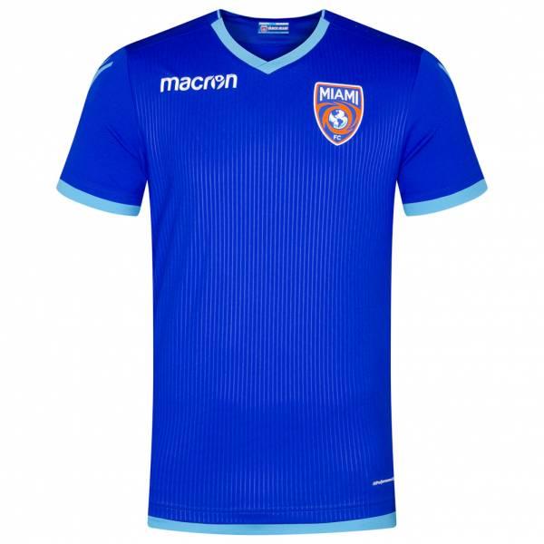 Męska trzecia koszulka Miami FC macron 58022562