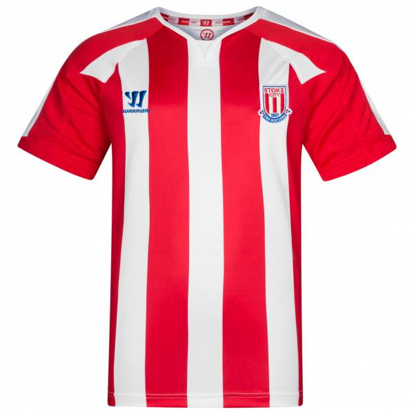 Stoke City FC Warrior Kids Home Jersey WSTJ493-HRW