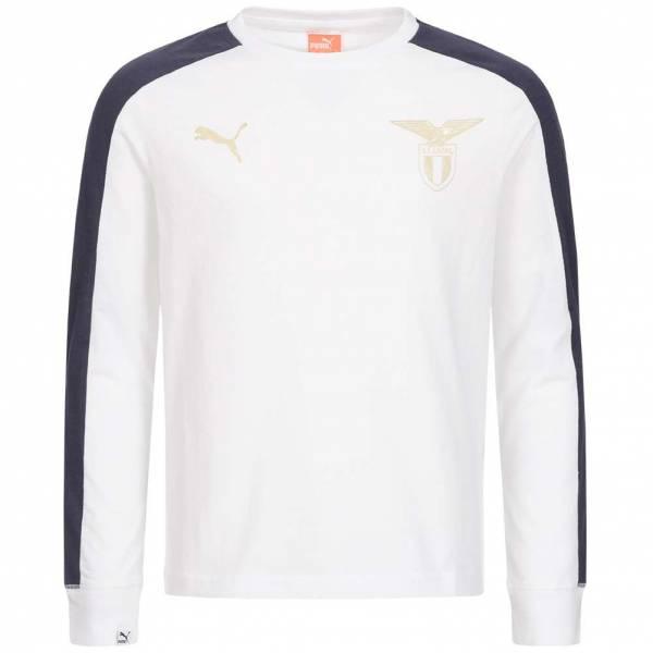 Lazio Rom PUMA Kinder Langarm Shirt 740799-01