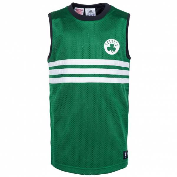 Boston Celtics adidas NBA Basketball Trikot Kinder Wendetrikot S29768