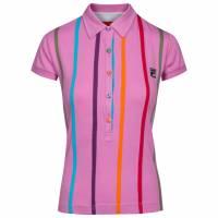FILA Damen Striped Retro Polo-Shirt U89902-665