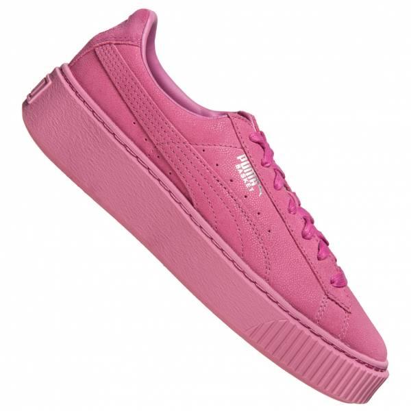timeless design 4861c dea68 PUMA Basket Platform Reset Women s Sneaker ...