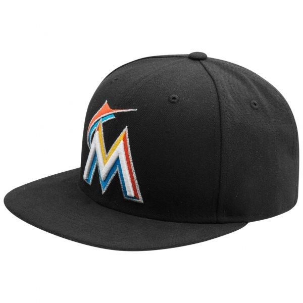 New Era 59 Fifty Miami Marlins MLB Cap Snapback 70106983