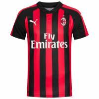 AC Mailand PUMA Herren Heim Authentic Spieler Trikot 755037-06