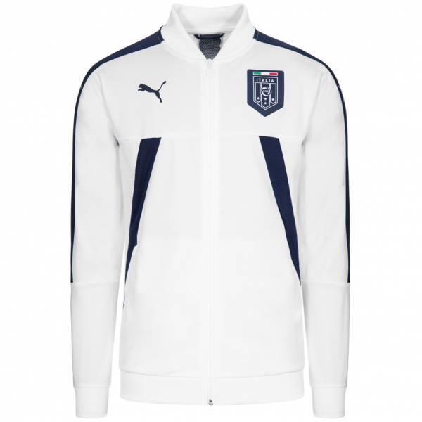 Italien PUMA FIGC Herren Stadium Jacket Trainingsjacke 750750-02