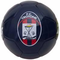 FC Crotone Zeus Fußball Navy Rot