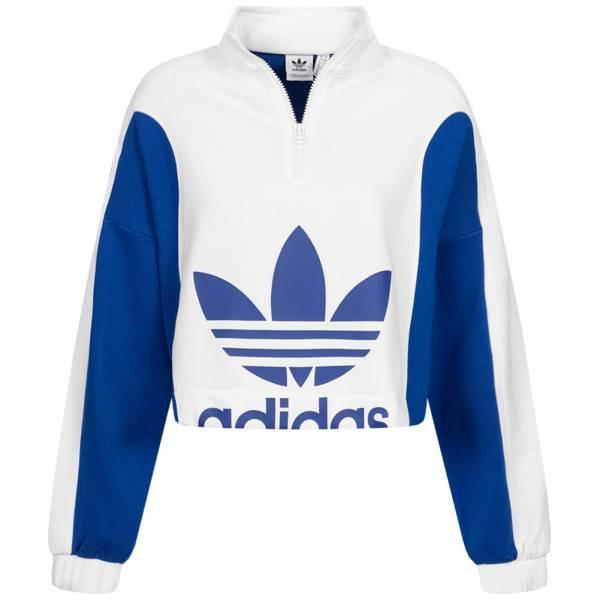 adidas Originals 1/4 Zip Damen Sweatshirt FL4122