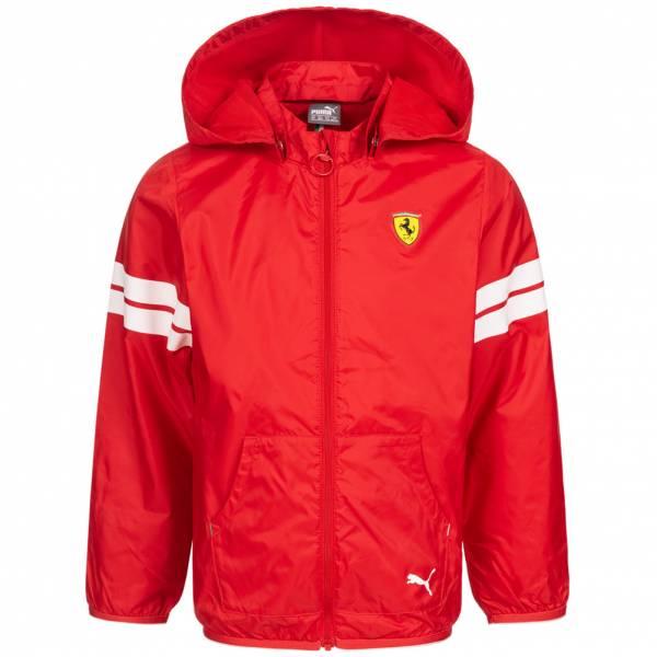 PUMA x Scuderia Ferrari Baby / Kleinkinder Jacke 761854-01