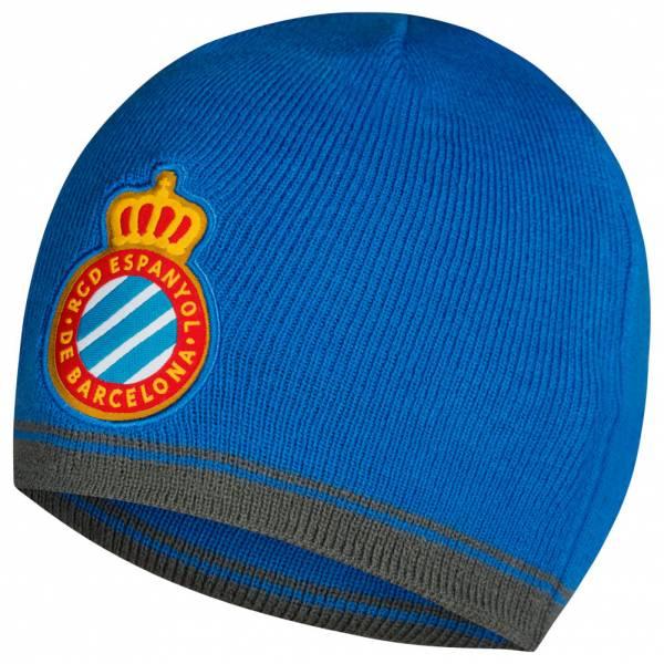 RCD Espanyol Barcelona PUMA Reversable Beanie Fan Wende Mütze 746688-01