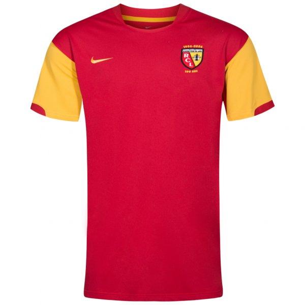 RC Lens Nike Herren Heim Trikot 147199-614
