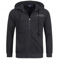 ASICS Prime Herren Full Zip Hoody Sweatshirt 128752-0904