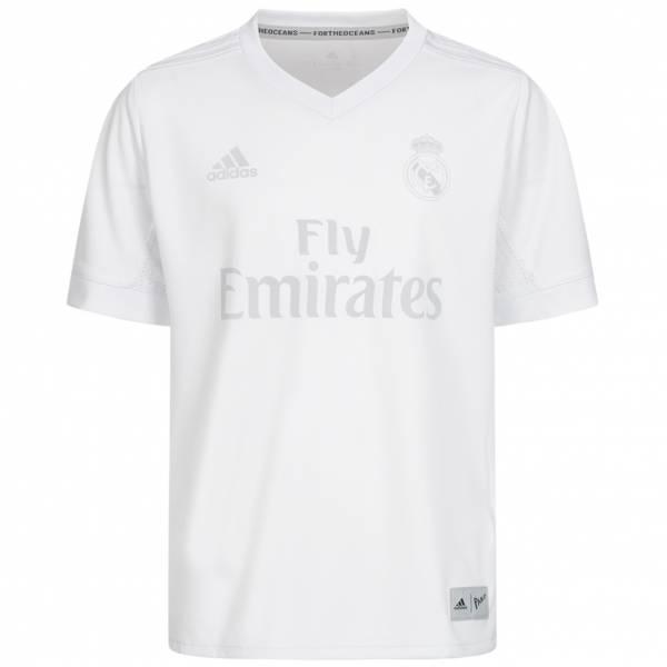 Real Madrid adidas Kinder recyceltes Trikot B48902