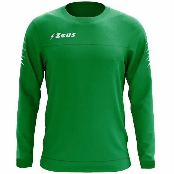 Zeus Enea Training Sweatshirt green