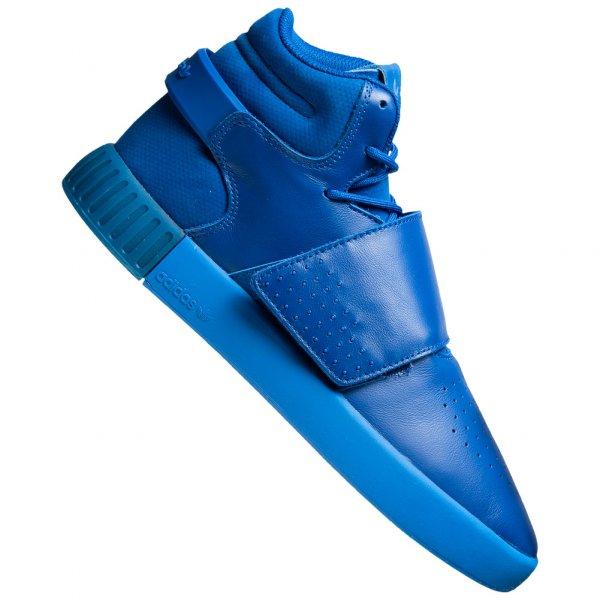 Herren adidas Originals Tubular Invader STR Strap Herren Sneaker BB8398 blau|04057283449350