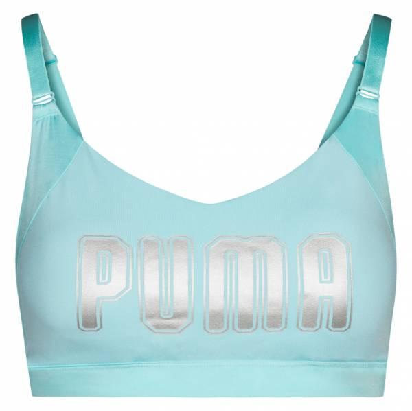 PUMA En Pointe Logo Bra Damen Sport BH 516475-05
