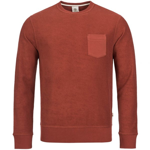 Timberland Waits River Herren Reverse Style Sweatshirt A152M-A48