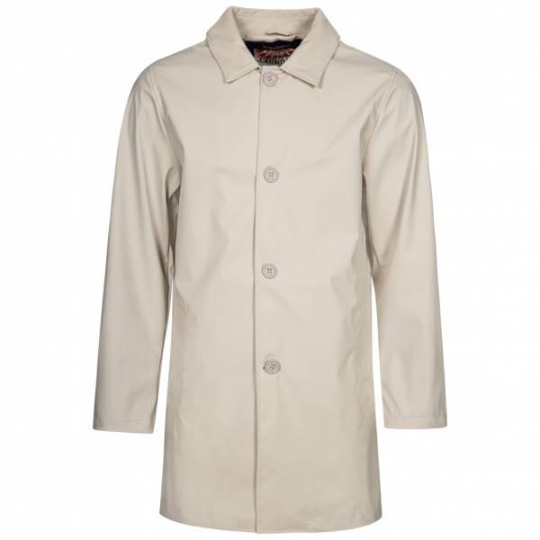 Bon plan 78% de réduction sur Manteau Trench Homme Blanchisserie Tokyo Laundry Scourfield