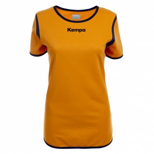 Kempa Damen Handball Trikot orange/marine