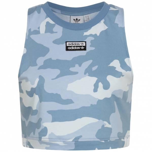 adidas Originals Cropped Damen Tank Top FM2486