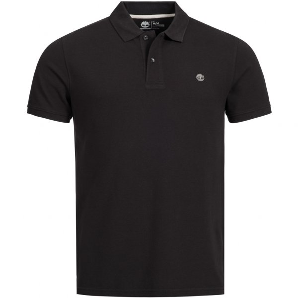 Timberland Millers River Herren Slim Fit Polo Shirt A1A2P-001