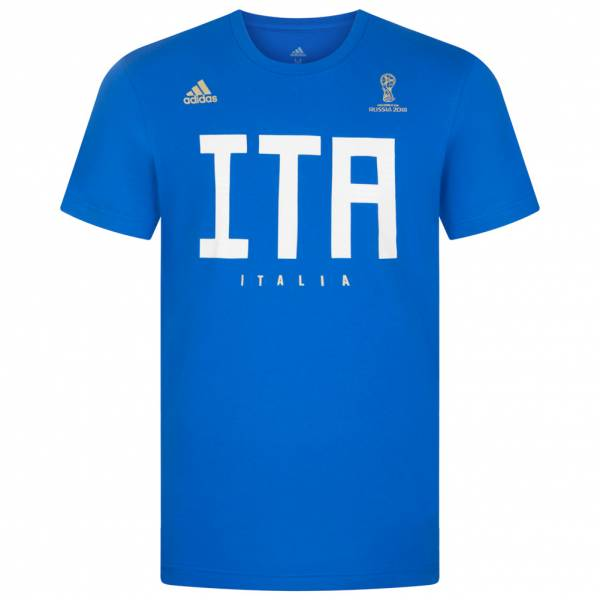 Italien adidas Herren Fan T-Shirt CW1987