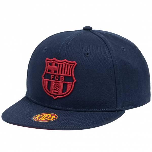 FC Barcelona Club Color Cap Kinder Kappe FCB1GNRNP