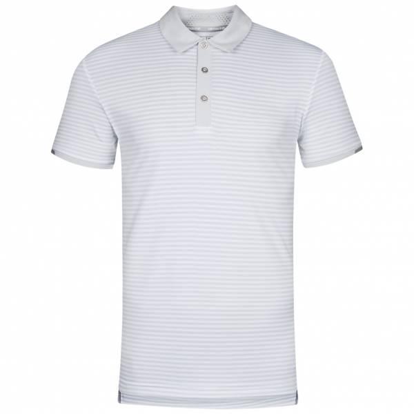 adidas Climachill Tonal Stipe Herren Polo-Shirt BC1836