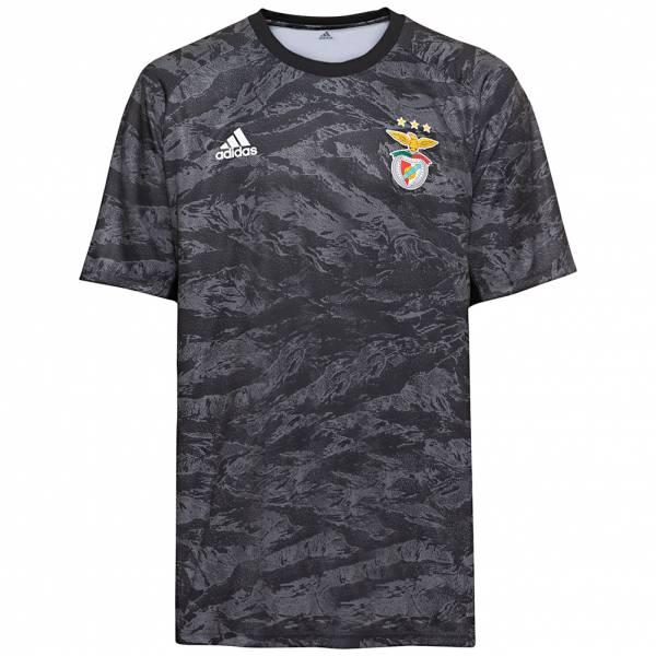 Benfica Lissabon adidas Herren Kurzarm Torwarttrikot CL9815